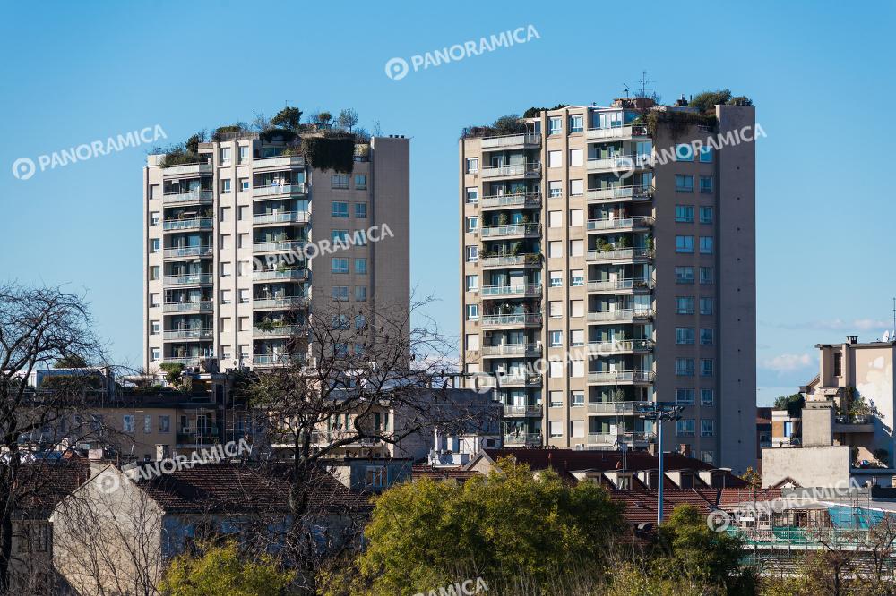 Condomini Di Largo Quinto Alpini 15 E Via Monti 57 Paesaggio