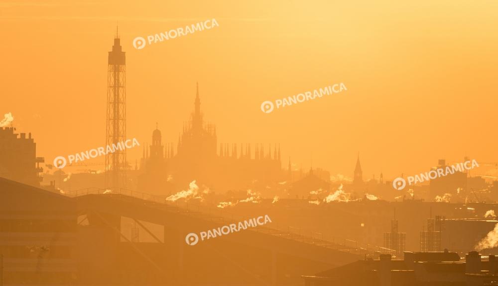 Il Duomo all'alba