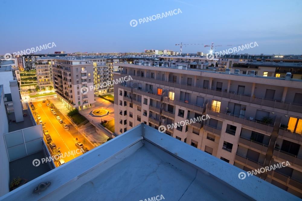 Nuovo quartiere residenziale di Santa Giulia