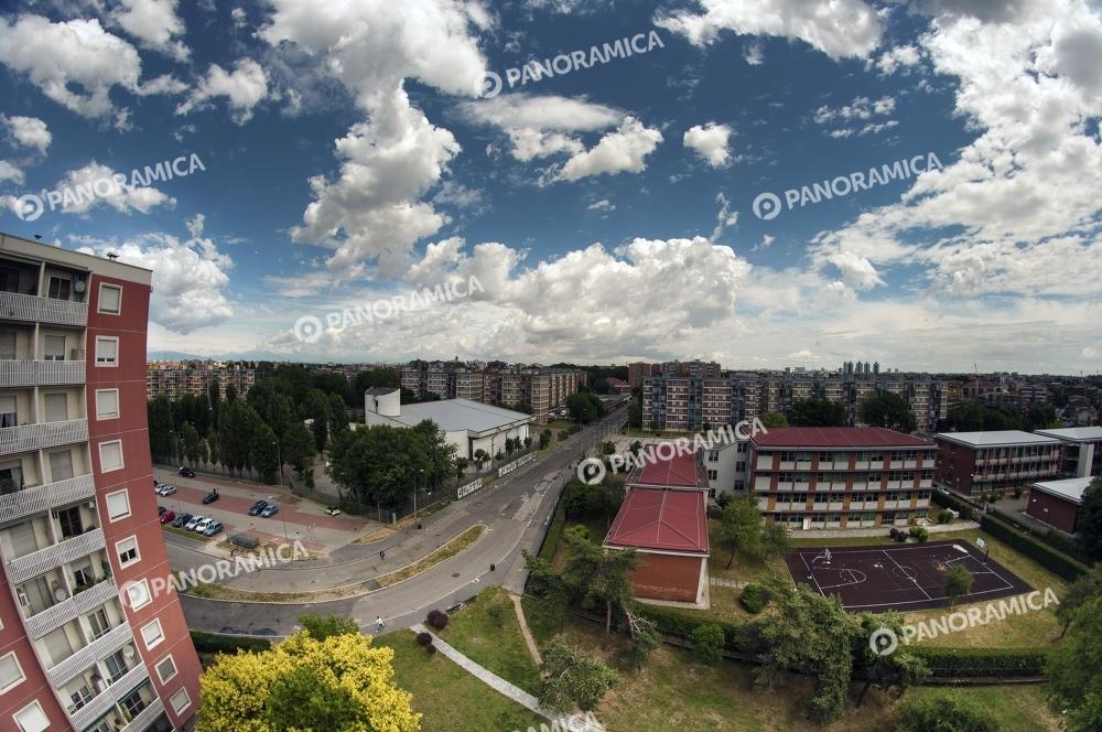 Panoramica su Via delle Betulle